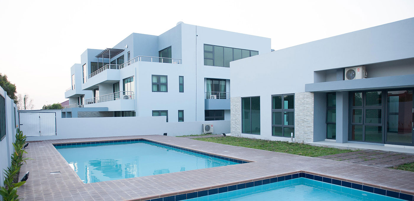 Here's Where The Highest-Paid People In Accra Live